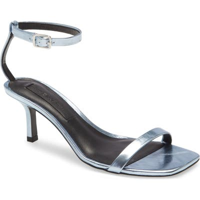 Imagine Vince Camuto Zeva Ankle Strap Sandal, Blue