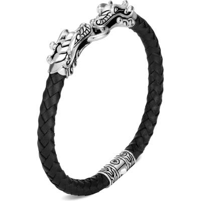 John Hardy Legends Naga Double Dragon Bracelet