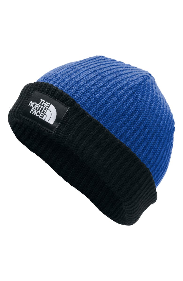 THE NORTH FACE Salty Dog Beanie, Main, color, 401
