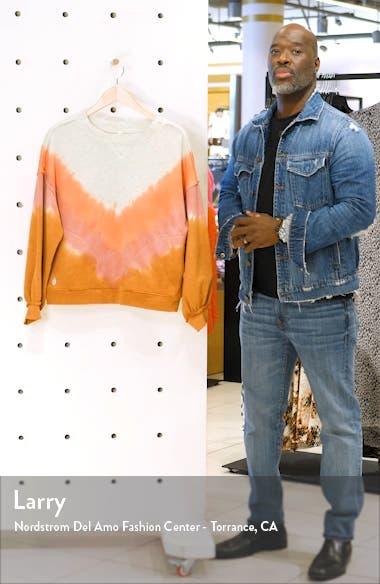 Metti Ombré Sweatshirt, sales video thumbnail