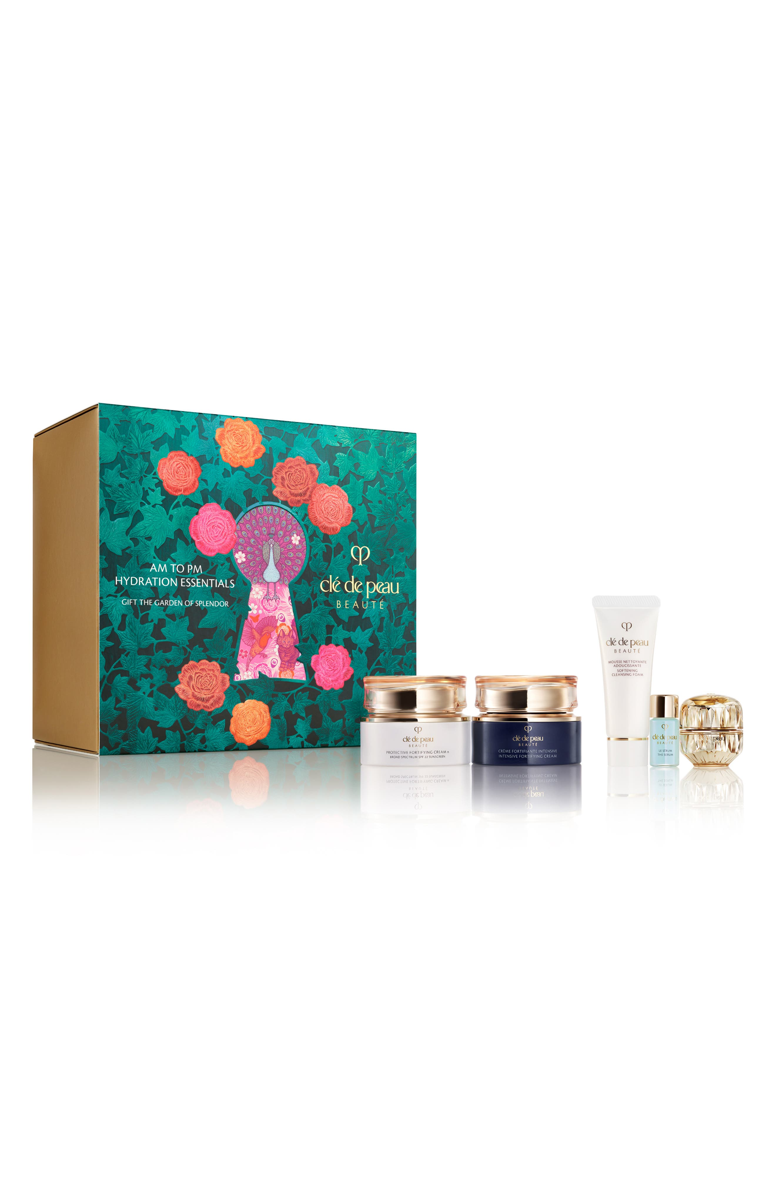 Am To Pm Hydration Essentials Set Usd $460 Value