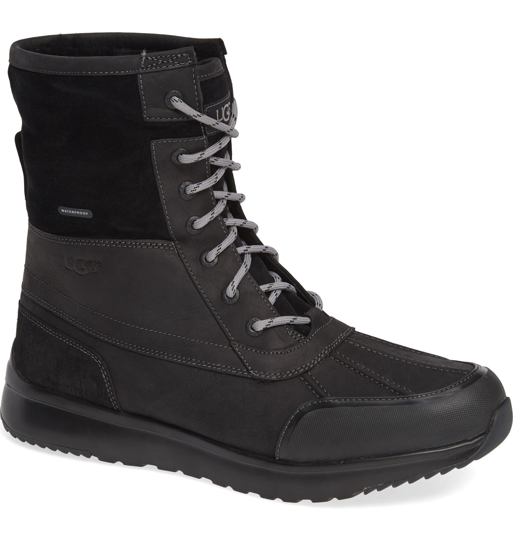07e624435f4 Eliasson Waterproof Snow Boot