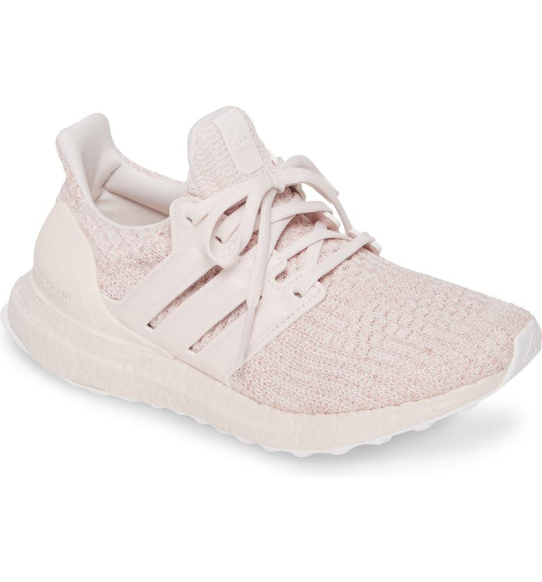 ADIDAS UltraBoost Running Shoe, Main, color, ORCHID TINT