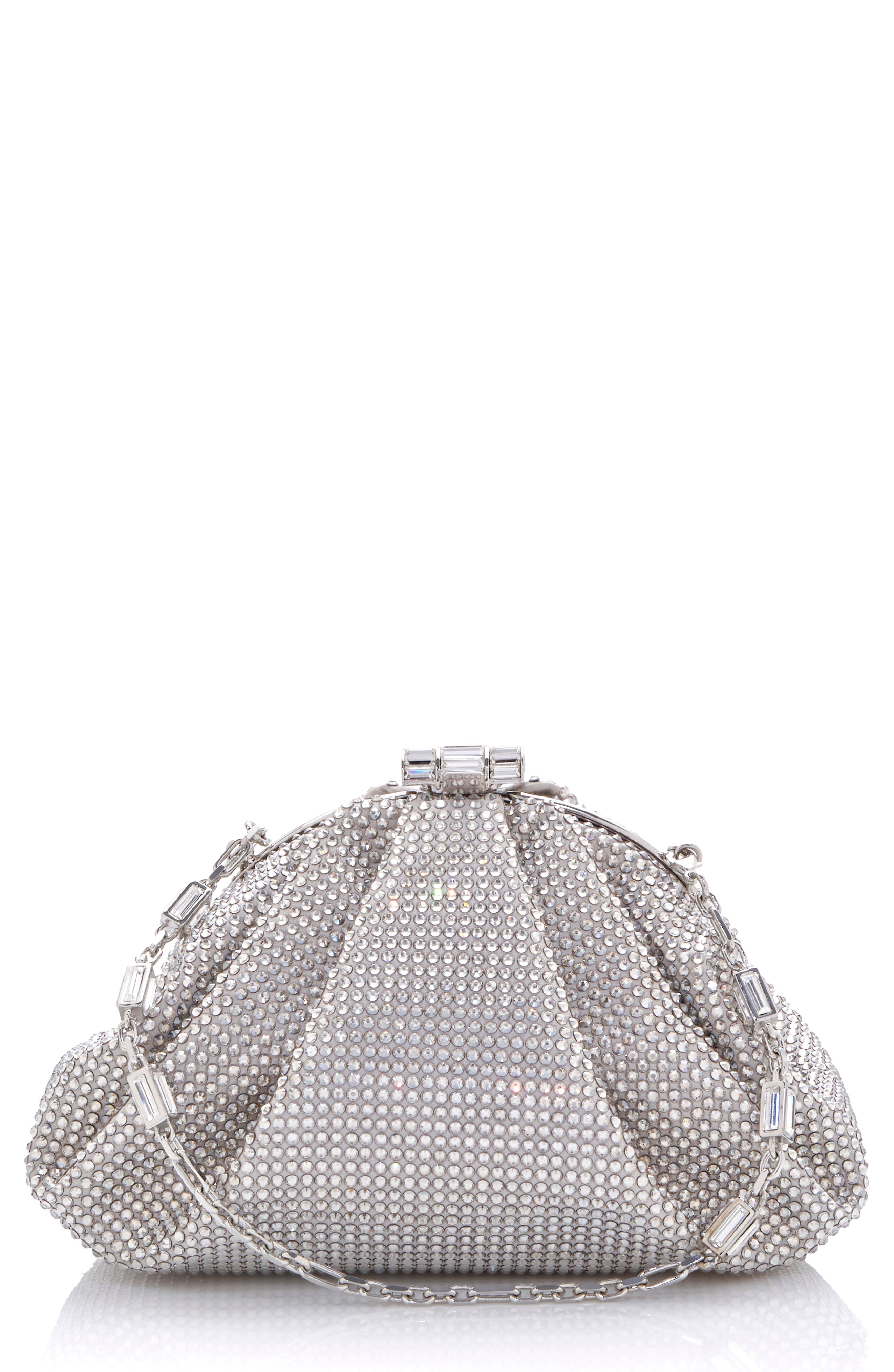 Couture Enchanted Crystal Minaudiere
