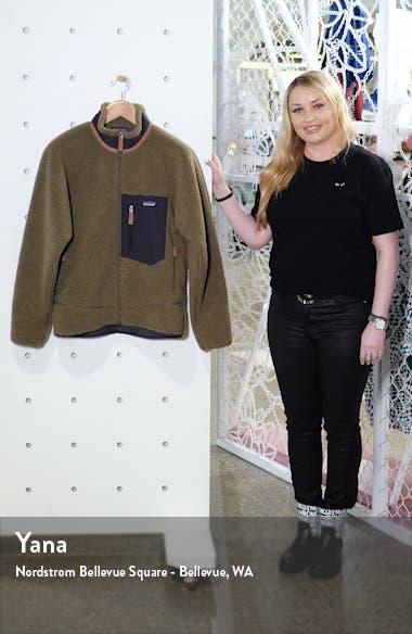 Retro-X Fleece Jacket, sales video thumbnail
