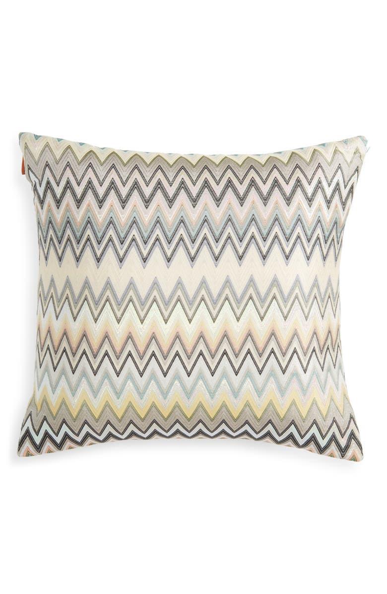 MISSONI Masuleh Accent Pillow, Main, color, 326