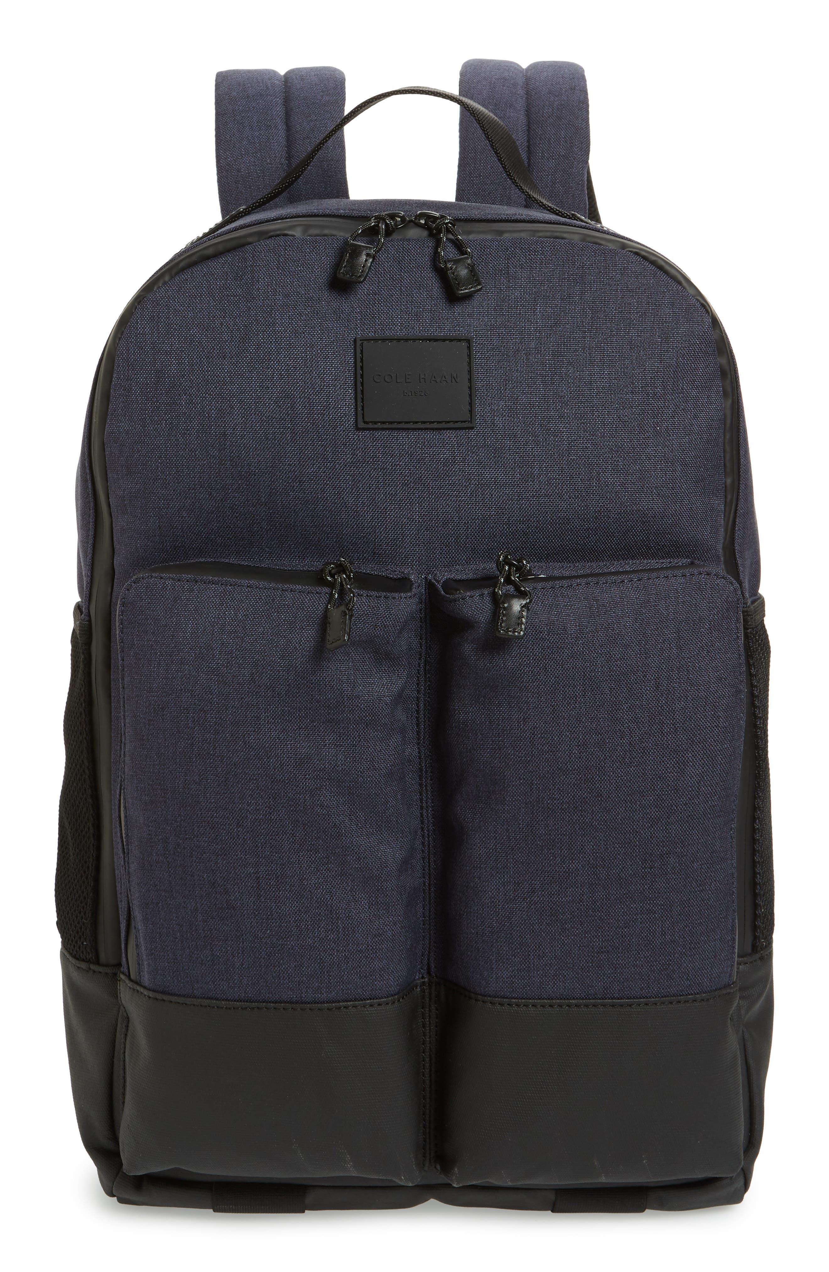 de3598d28a Cole Haan Sawyer Trail Backpack - Blue