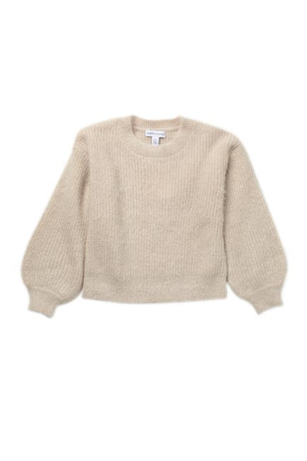 Image of Harper Canyon Fluffy Pullover Sweater