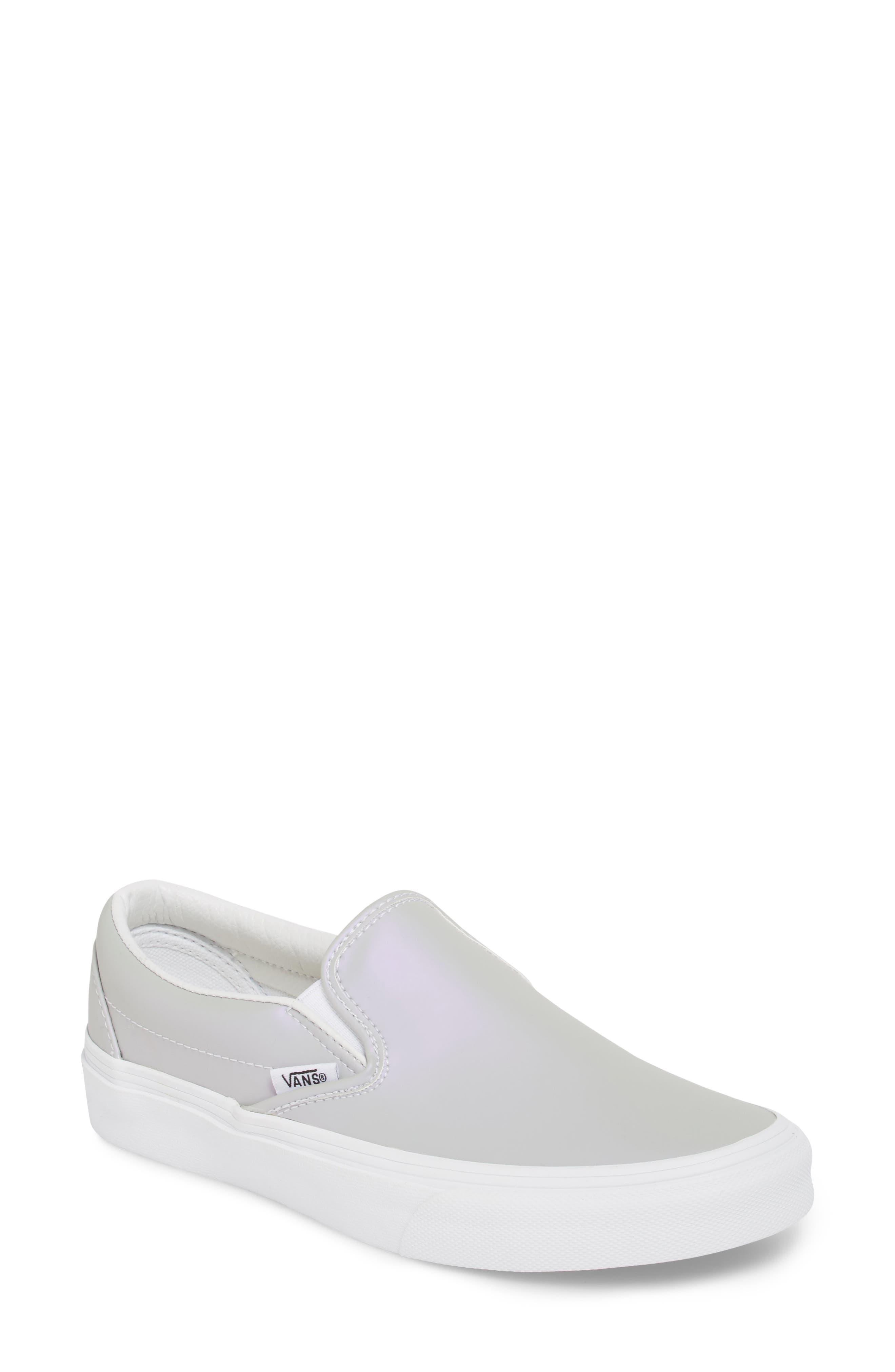 ,                             Classic Slip-On Sneaker,                             Main thumbnail 87, color,                             030