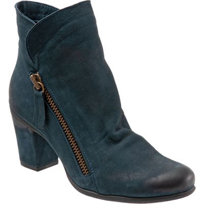 Bueno Yountville Bootie - Blue