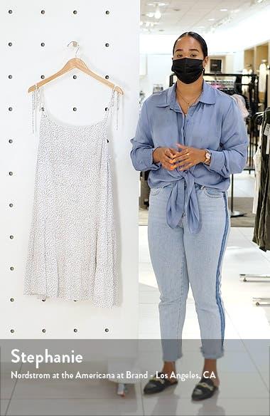 Double Layer Chiffon Tiered Dress, sales video thumbnail