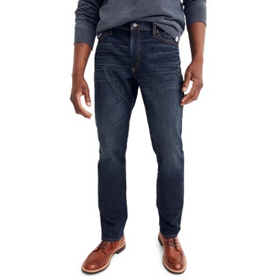 Madewell Slim Straight Fit Jeans, Blue