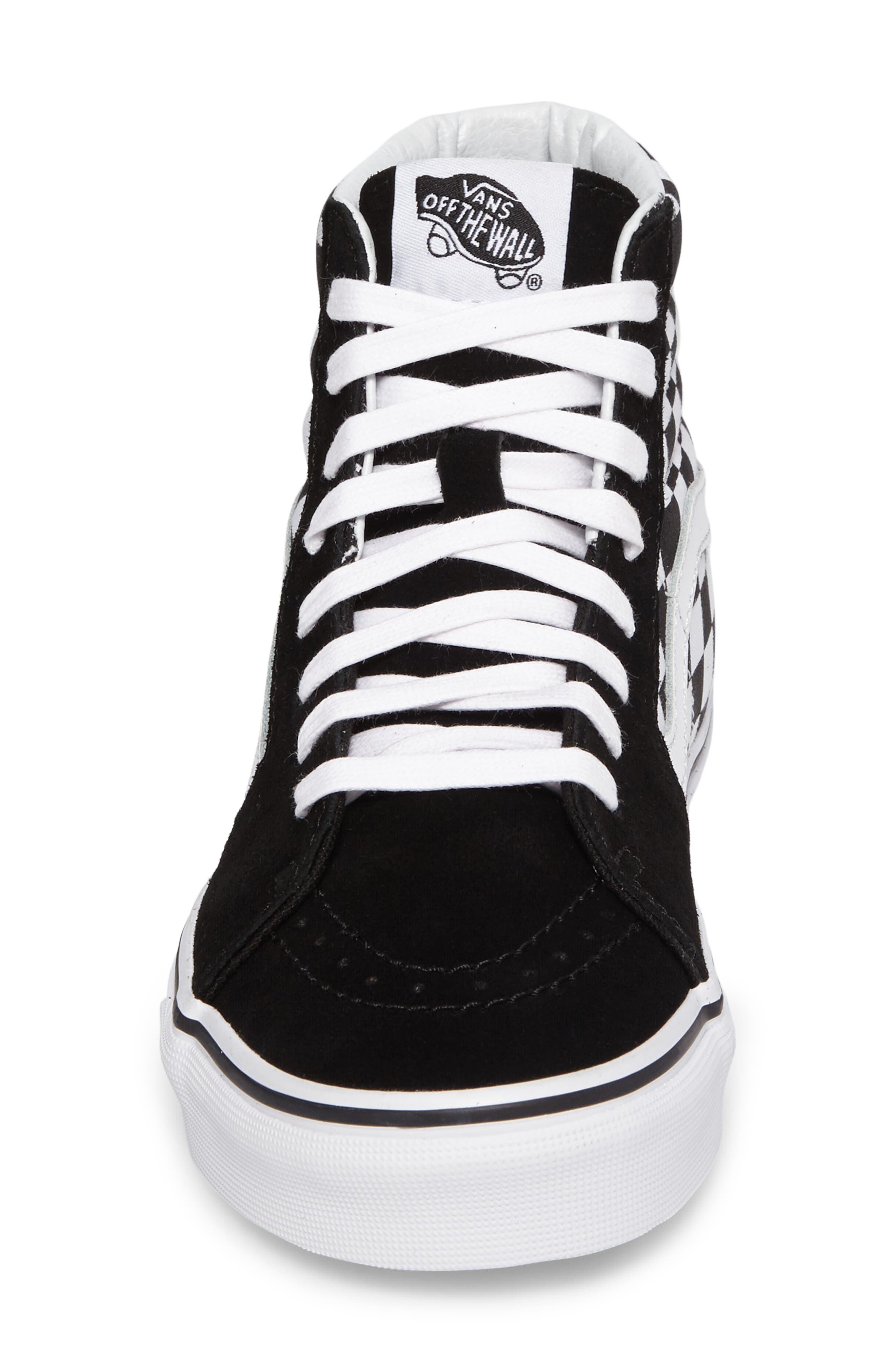 ,                             Sk8-Hi Checker Sneaker,                             Alternate thumbnail 32, color,                             002
