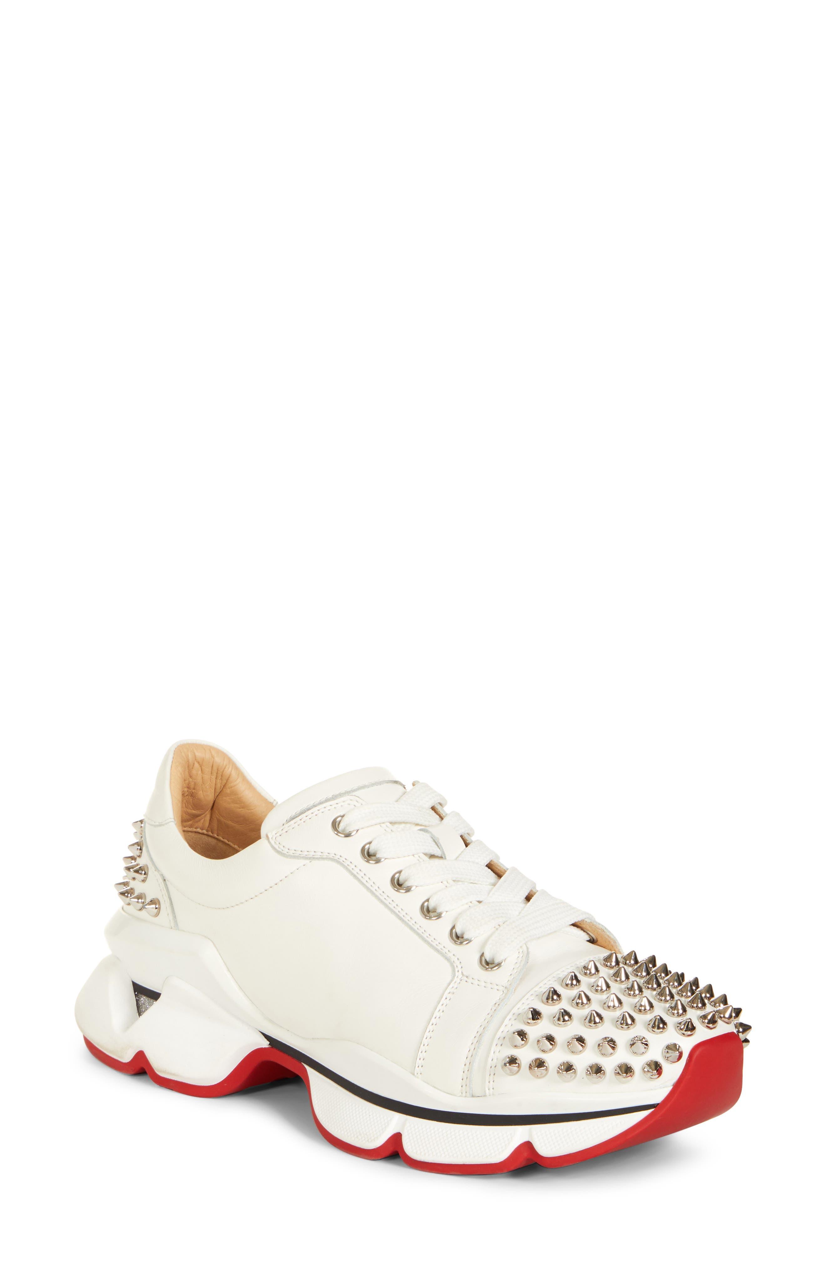 Christian Louboutin Vrs Spike Sneaker