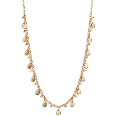 Anna Beck Petite Charm Necklace