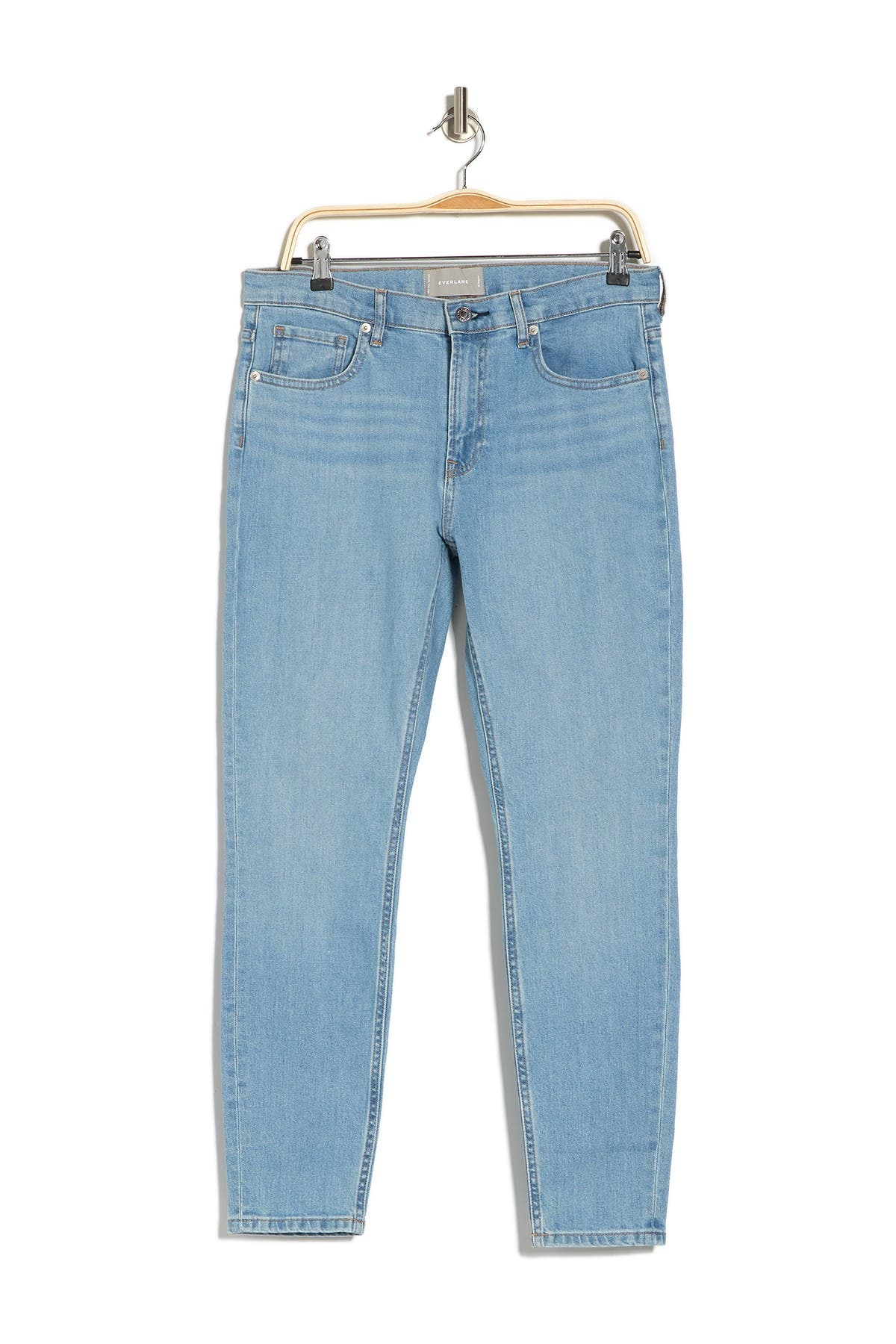 Image of EVERLANE The Mid Rise Skinny Jeans