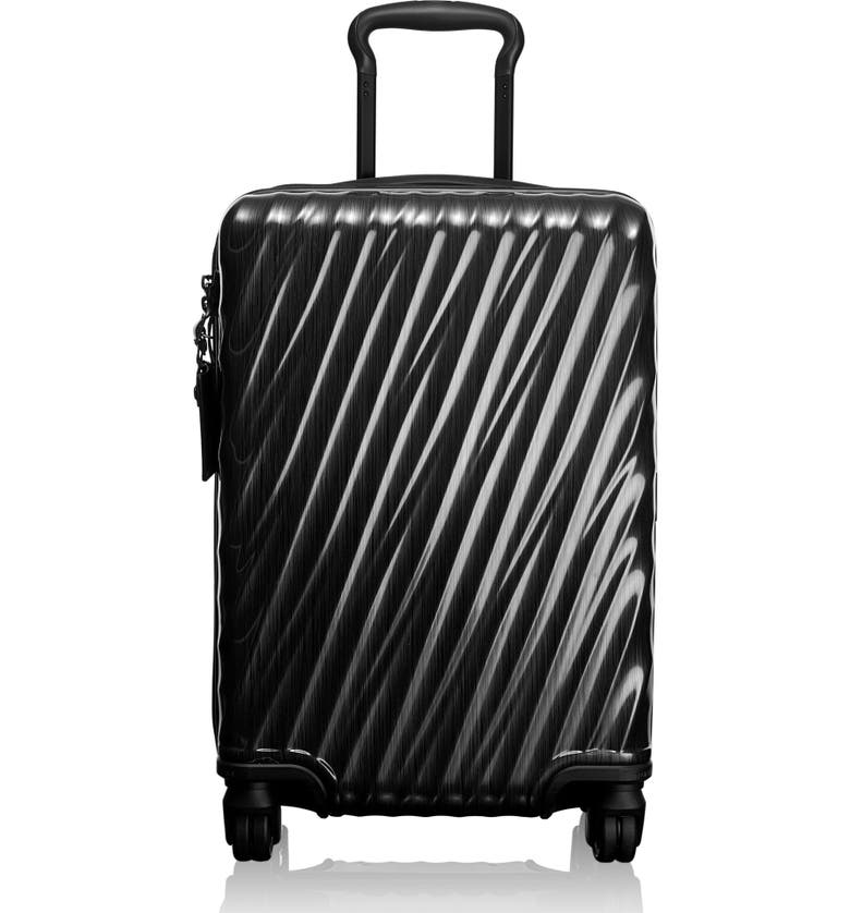 TUMI 19 Degree 21-Inch International Wheeled Carry-On, Main, color, 001