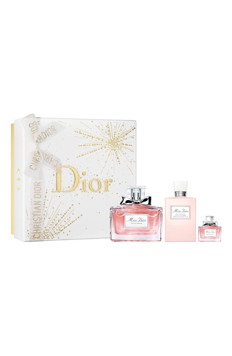DIOR Miss Dior Eau de Parfum Set, Main, color, NO COLOR