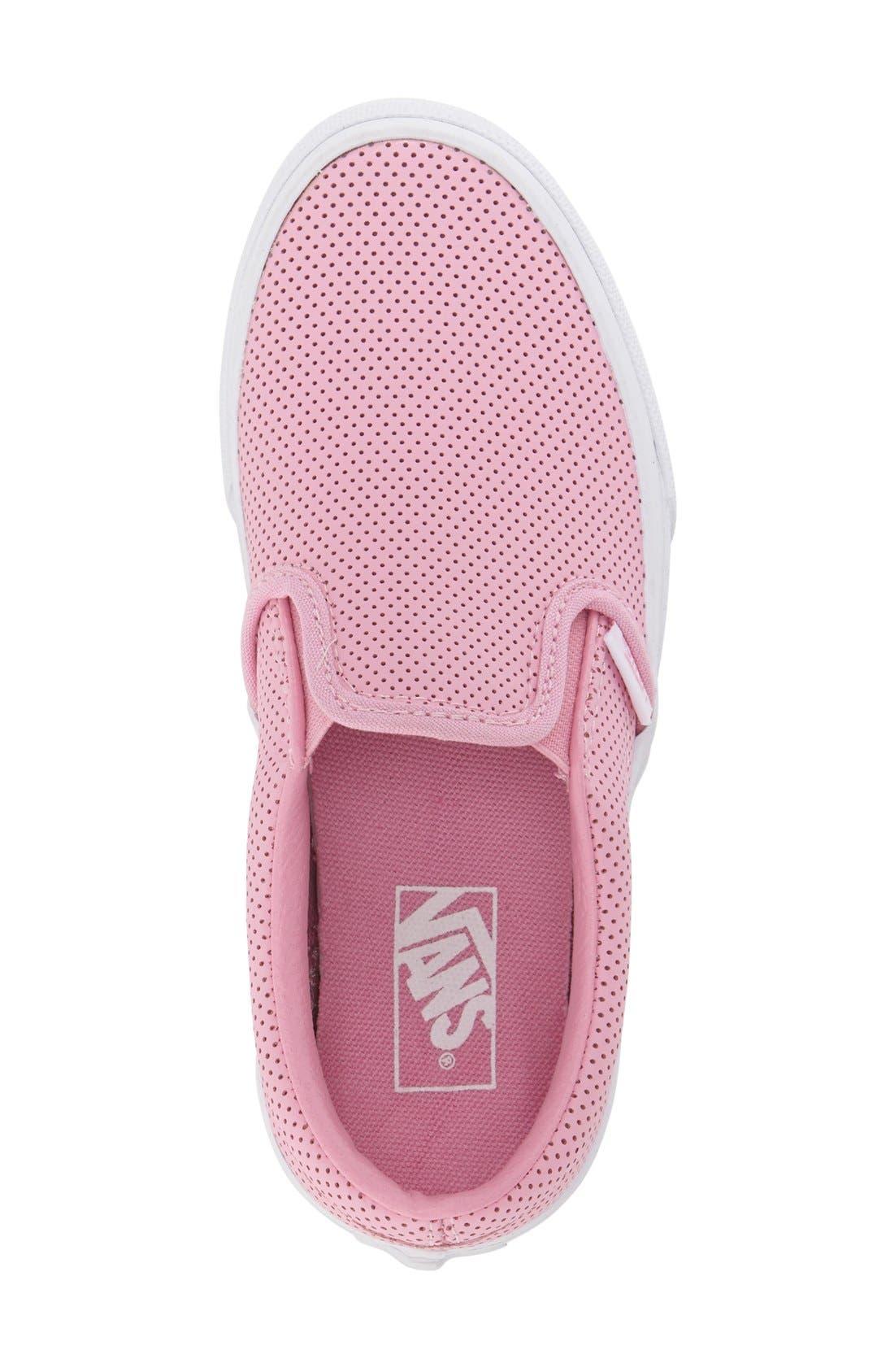 ,                             'Classic' Slip-On Sneaker,                             Alternate thumbnail 21, color,                             670