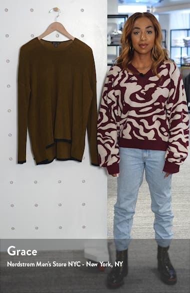 Merino Wool Box Top, sales video thumbnail