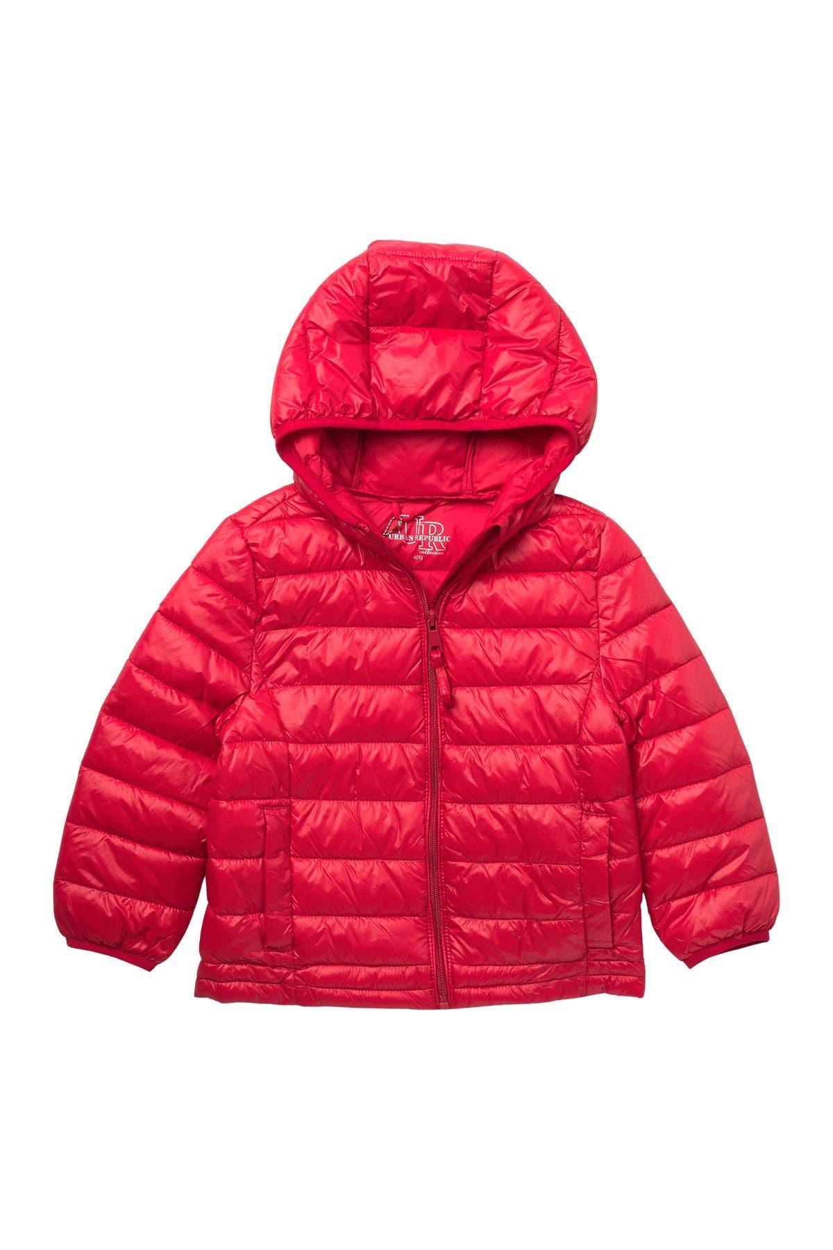 Urban Republic Packable Puffer Jacket