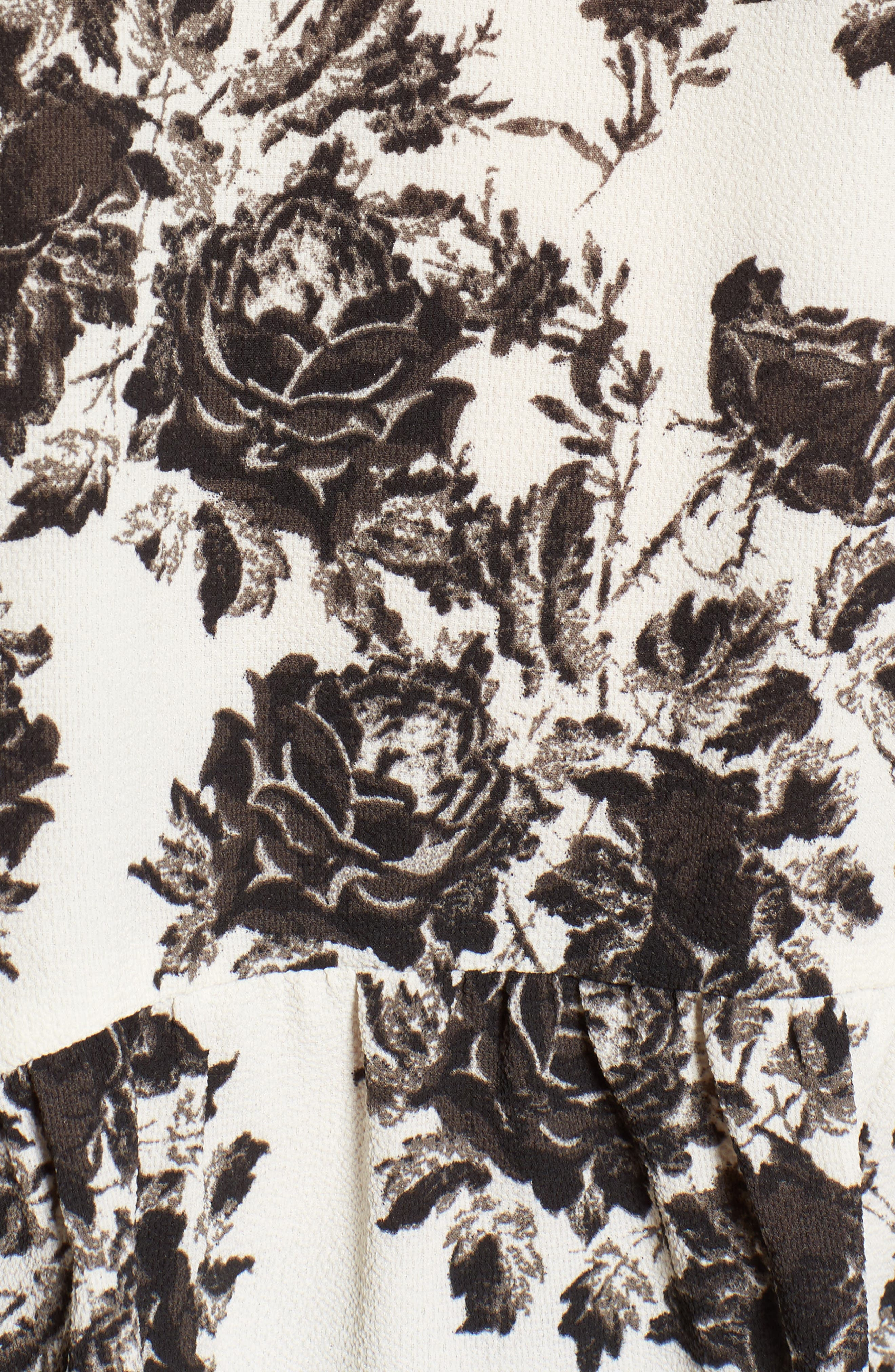 ,                             Ruffled Handkerchief Hem Top,                             Alternate thumbnail 28, color,                             026