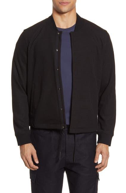 Image of ACYCLIC Knit Slim Fit Coach Jacket
