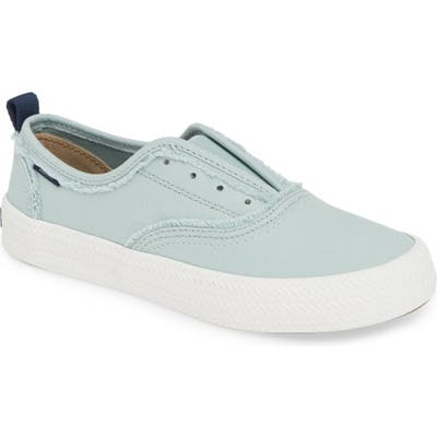 Sperry Crest Rope Laceless Sneaker, Blue