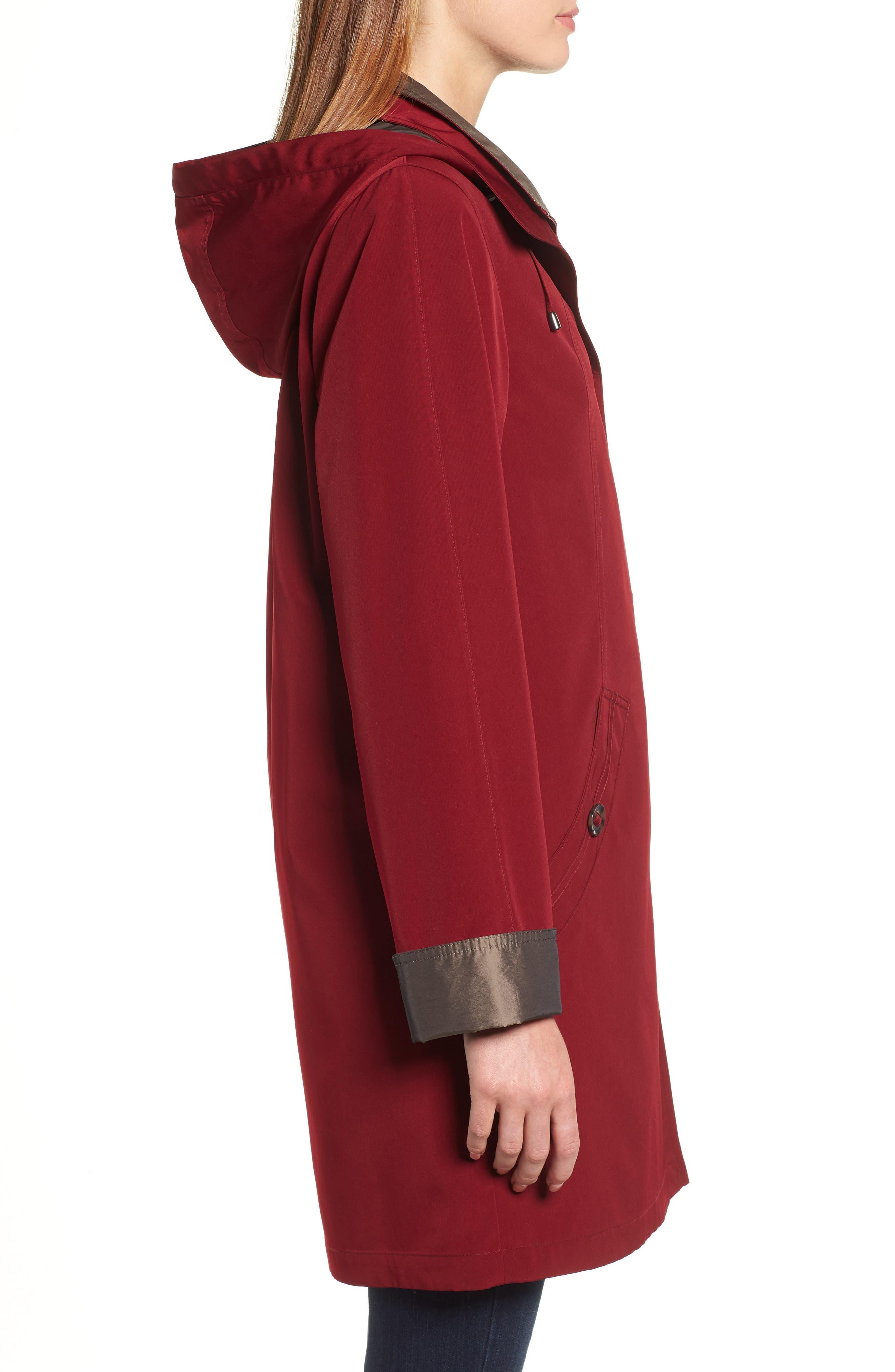 ,                             Detachable Hood & Liner Raincoat,                             Alternate thumbnail 16, color,                             930