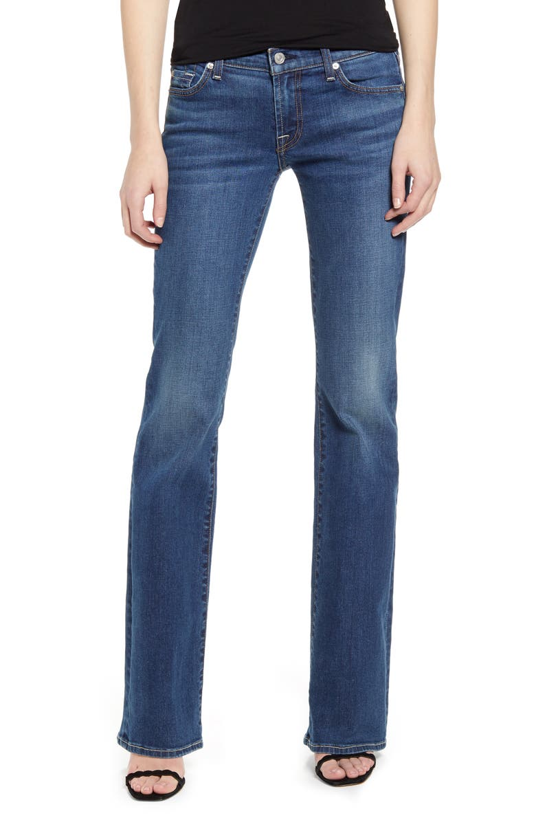 7 FOR ALL MANKIND<SUP>®</SUP> Original Bootcut Jeans, Main, color, DARK NEW YORK