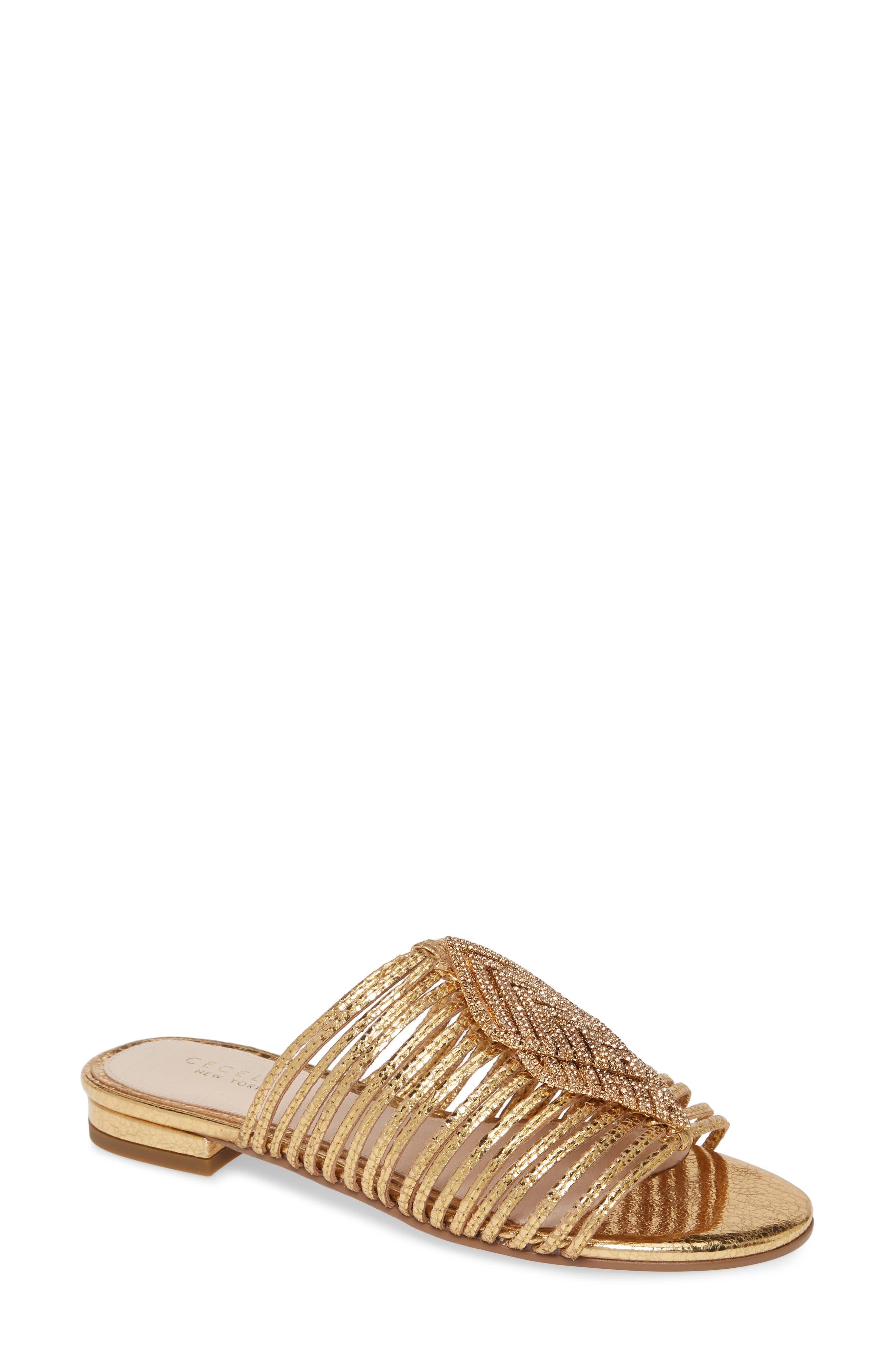 Darleen Embellished Sandal