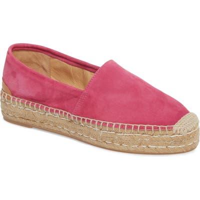 Patricia Green Abigail Espadrille Slip-On, Pink