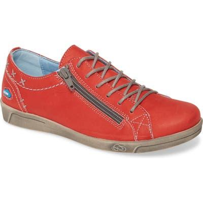 Cloud Aika Sneaker - Red