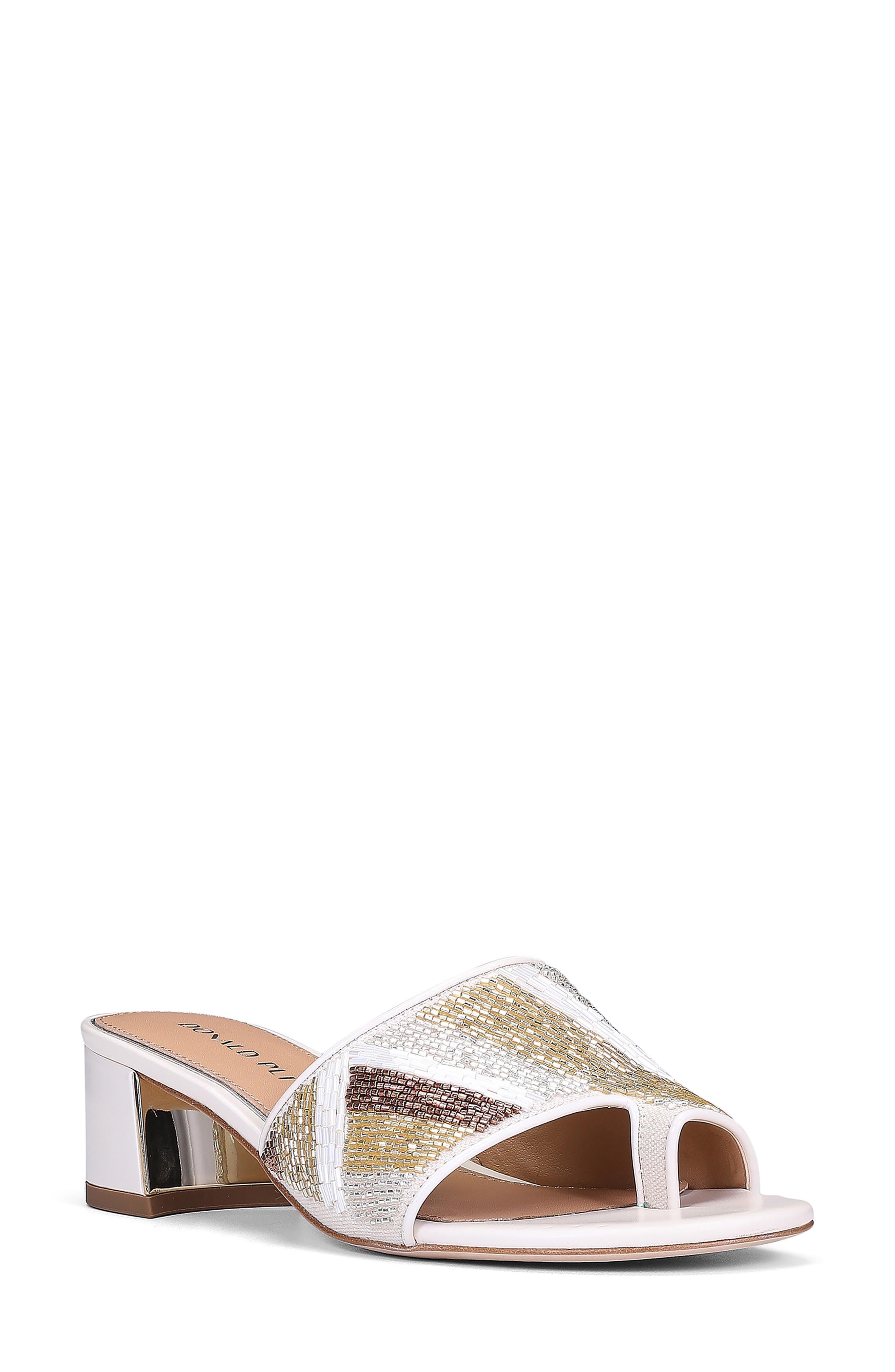 Melrose Slide Sandal
