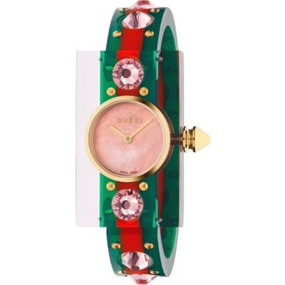 Gucci Vintage Web Bangle Watch, 2m X 40Mm