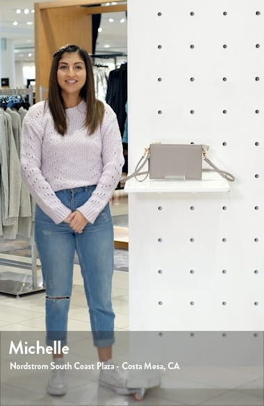 Essentials Coated Canvas Clutch/Wallet, sales video thumbnail