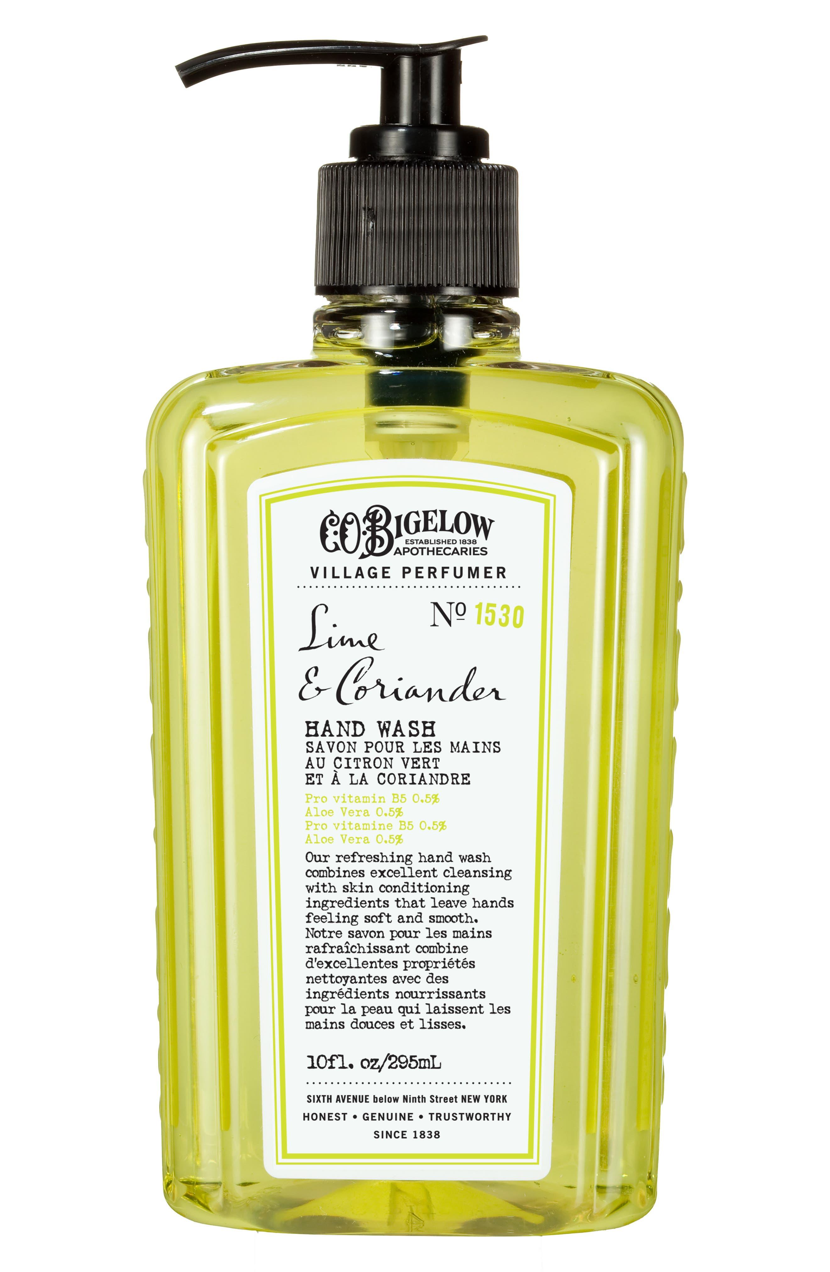 Lime & Coriander Hand Wash