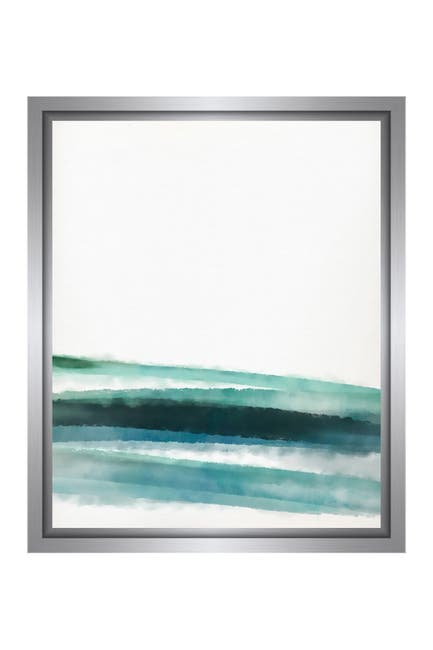 Image of PTM Images Tide Raising I Gallery Wrapped Giclee Print