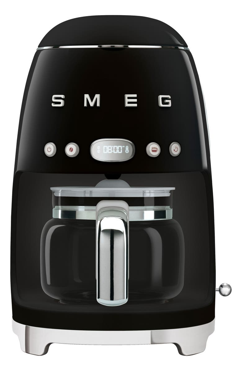 SMEG '50s Retro Style 10-Cup Drip Coffeemaker, Main, color, 001