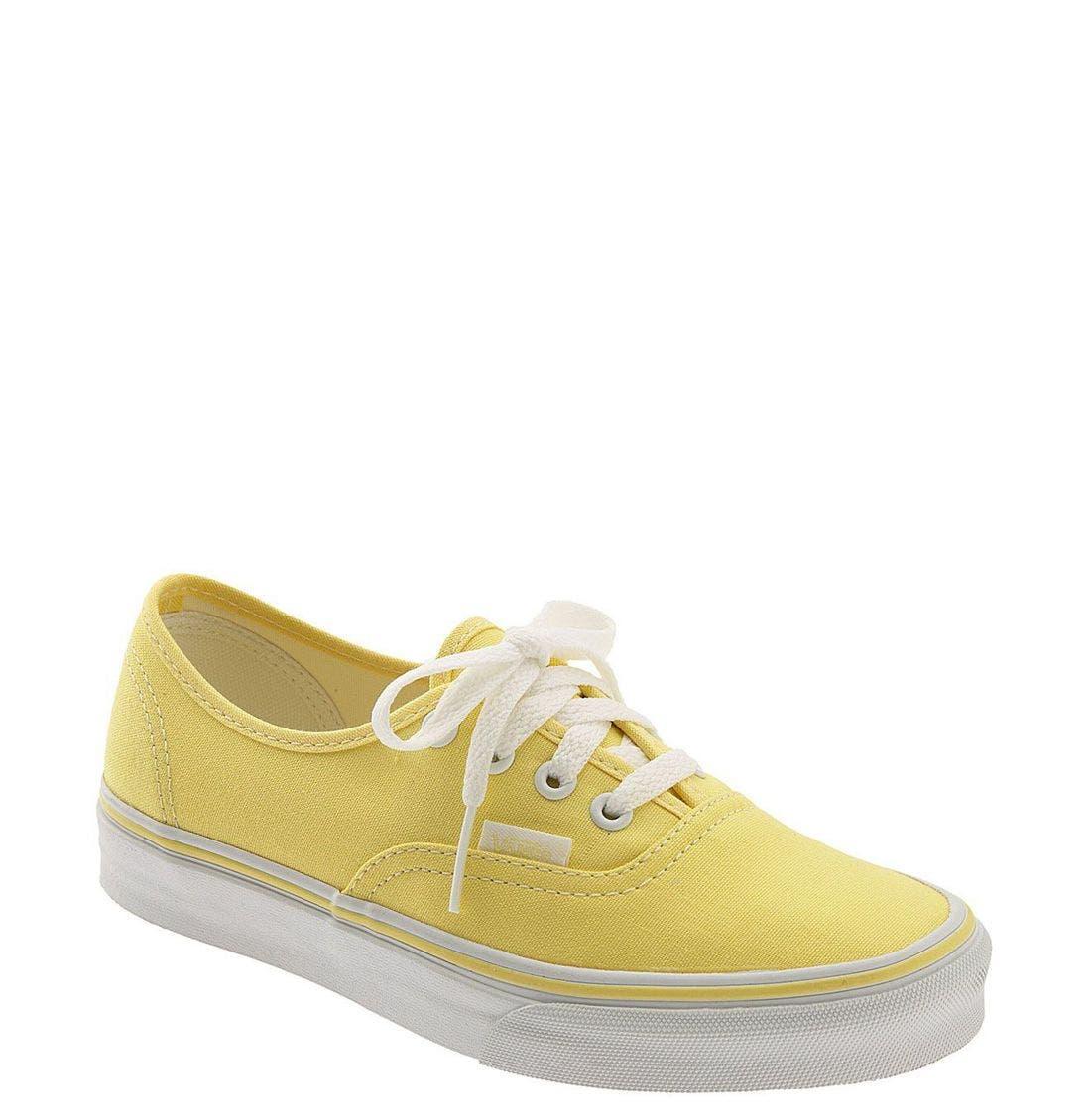 ,                             'Authentic' Sneaker,                             Main thumbnail 690, color,                             700
