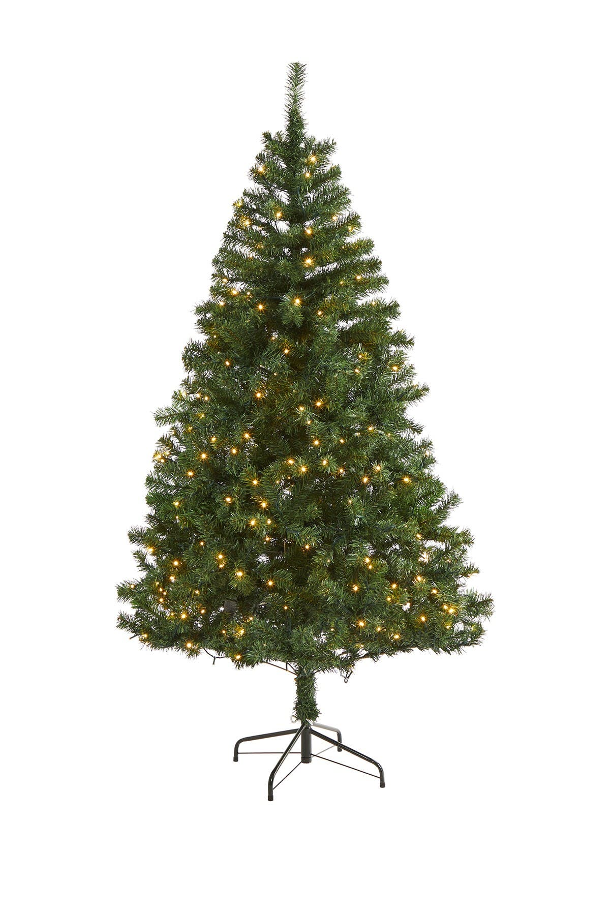 Image of NEARLY NATURAL 6ft. Northern Tip Pine Artificial Christmas Tree