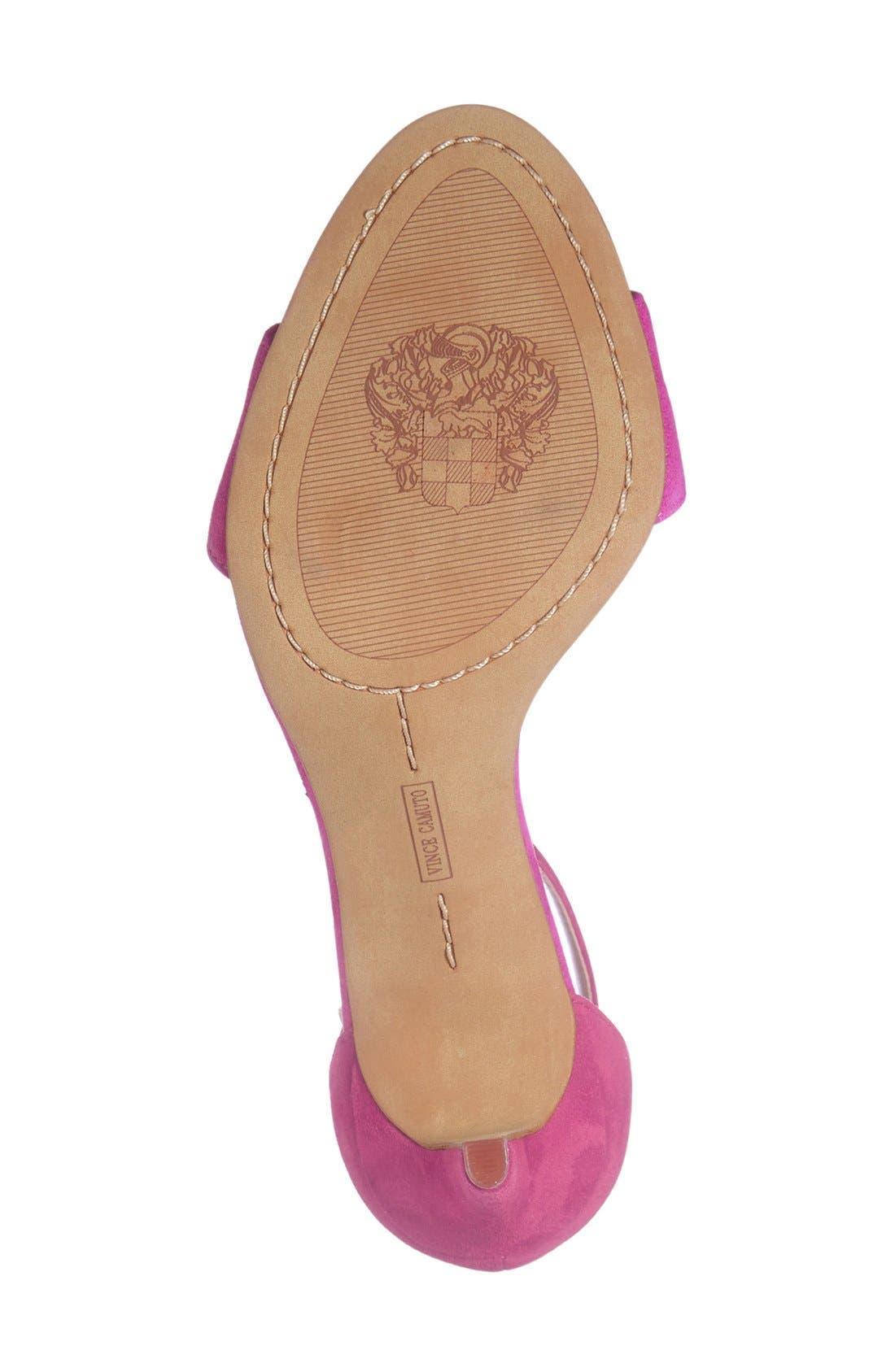 ,                             'Court' Ankle Strap Sandal,                             Alternate thumbnail 96, color,                             661