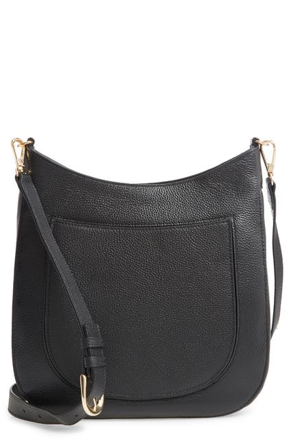Image of Nordstrom Medium Madrona Leather Crossbody Bag