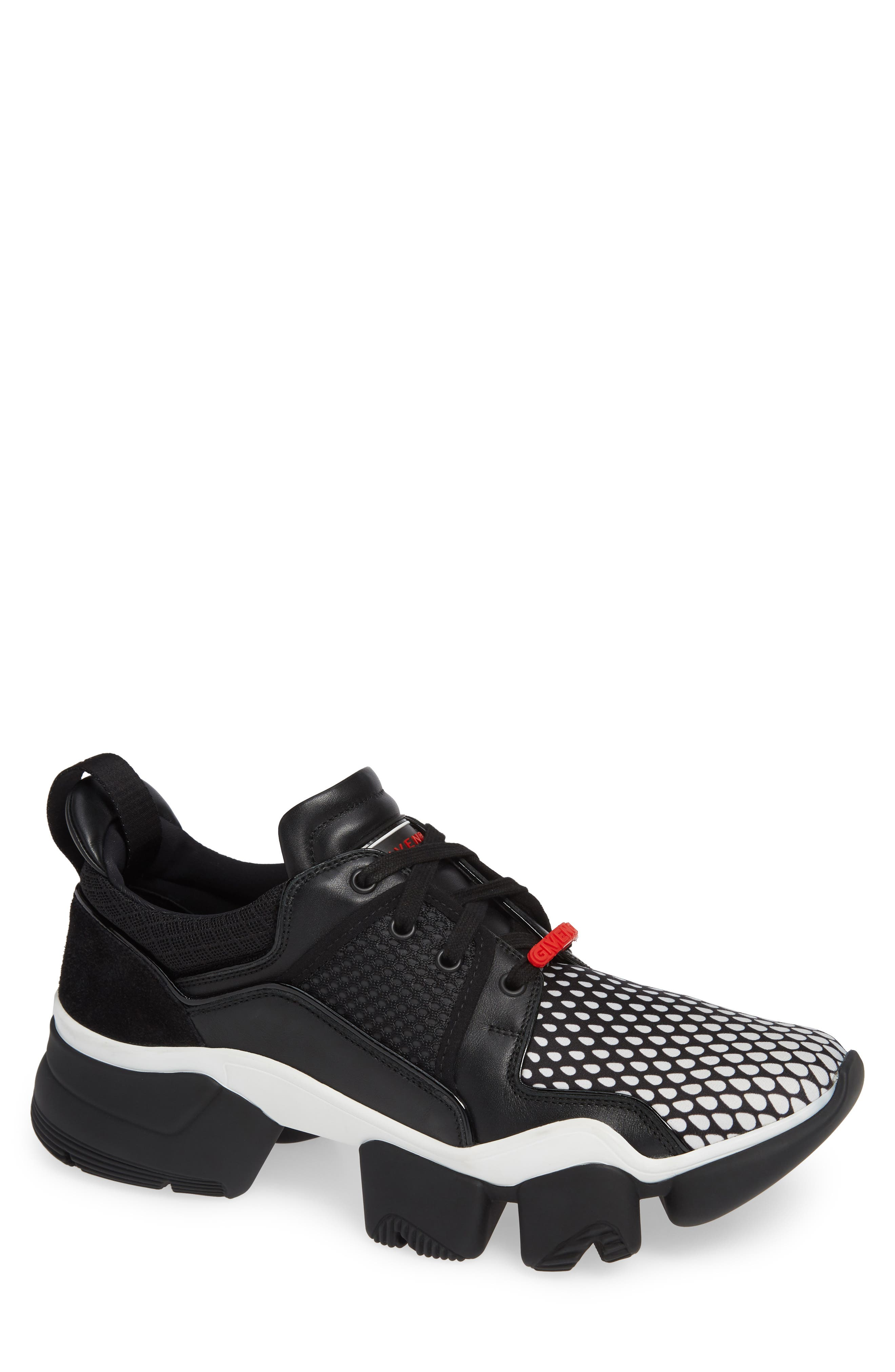 Givenchy Platforms Jaw Sneaker