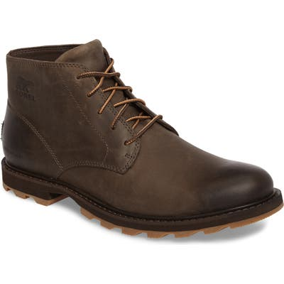 Sorel Madson Waterproof Boot, Brown