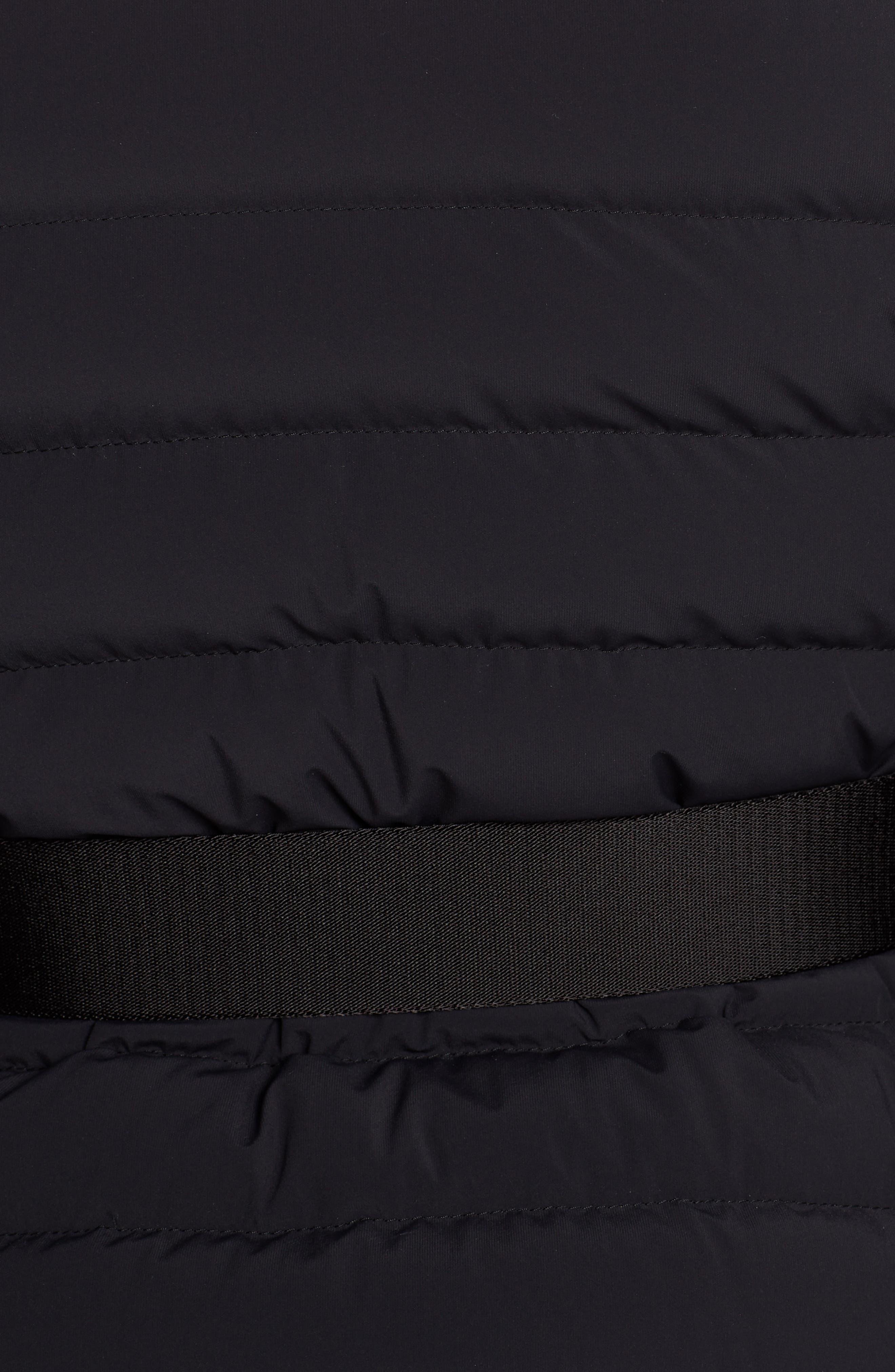 Moncler Coats Bruche Belted Down Puffer Ski Jacket