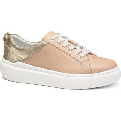 Trask Layla Water Resistant Sneaker- Pink