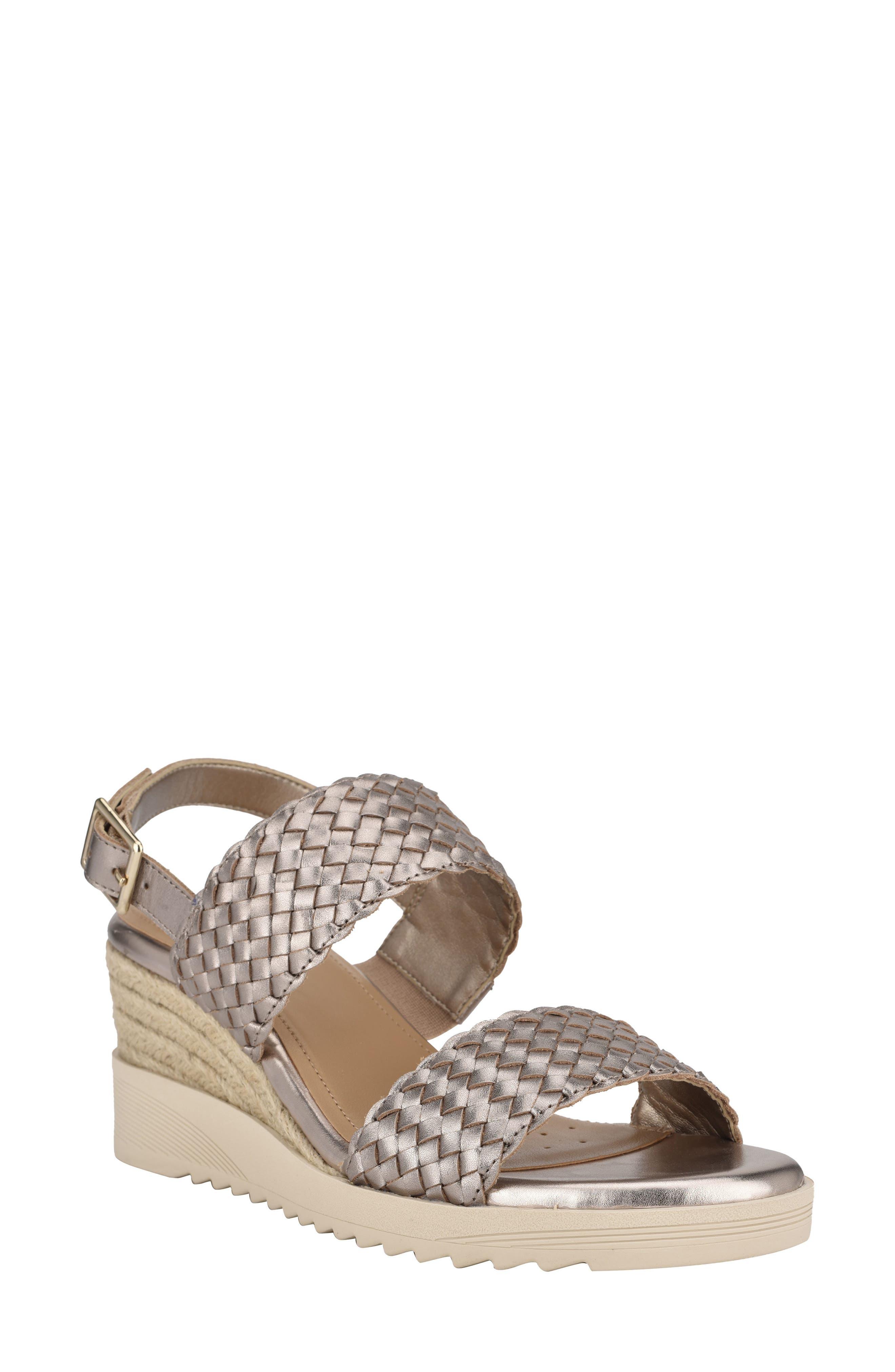 X Martha Stewart Zuri Wedge Sandal