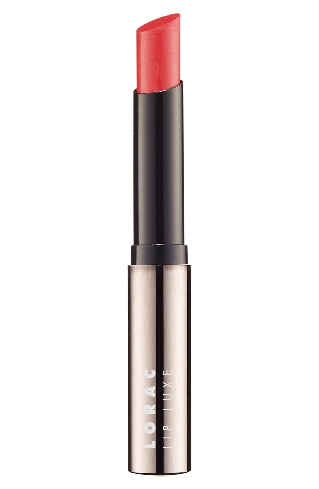 ,                             'Lip Luxe' 8-Hour Lip Color,                             Main thumbnail 2, color,                             601