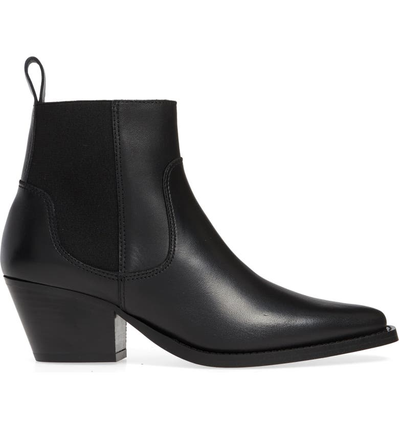 EVERLANE The Western Boot, Main, color, 001